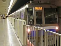 福岡市営地下鉄 駅舎